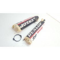 Fork Guards Protector With Holeshot Button Honda CRF250R 2010 04-14 125 450 CRF #685
