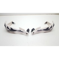 Used R-Tech Hand Guards Cracked For Parts 7/8 Bars #TES