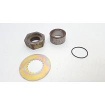 Drive Shaft Hardware Collar Seal Nut Washer Suzuki RM125 RM125Z 1982 #638