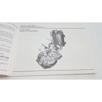 Owners Workshop Manual Suzuki RM125 RM125Z 1982 #638