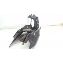 Black Air Filter Box KTM SX SX-F 2011 125 150 250 350 450 #CKM