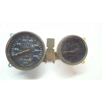For Parts Used Motorcycle Speedometer Odometer Tachometer Honda XL? CB? Unknown Year Motorbike Speedo Odo Tach Tacho Unit Assembly #SSS