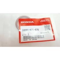Brand New Genuine Honda Exhaust Pipe Gasket CRF150RB CRF150R CRF100F CRF80R XR250 XR250L XR200R XR100R XR80R XR CRF #NHS