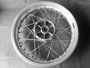 98 BMW F650GS '17 Rear Wheel Rim Hub Spokes BMW F 650 GS Funduro 1998 98